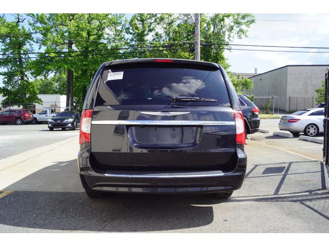 Town And Country Honda >> Used 2016 Chrysler Town And Country Touring L Anniversary