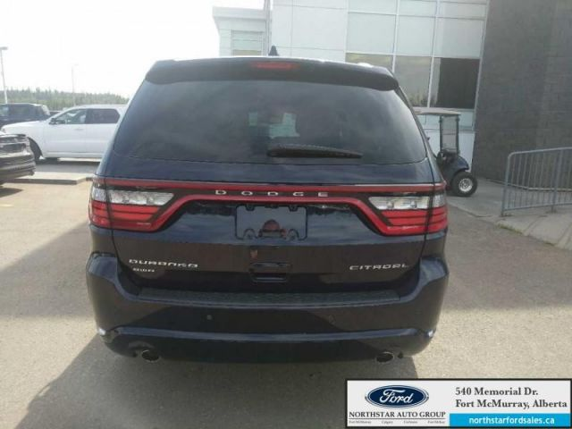 2016 Dodge Durango Citadel|3.6L|Customer Preferred Pkg|Tech Pkg|Rear DVD Entertainm