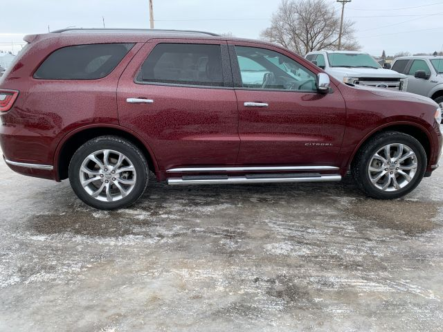 2016 Dodge Durango Citadel *NO ACCIDENTS* *LOCAL TRADE* *ONE OWNER*