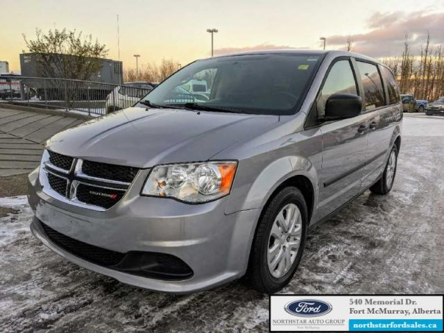 2016 Dodge Grand Caravan Canada Value Package  |ASK ABOUT NO PAYMENTS FOR 120 DAYS OAC