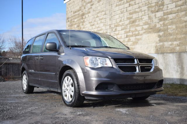 2016 Dodge Grand Caravan Canada Value Package  3RD ROW | AUX |  DUAL CLIMATE