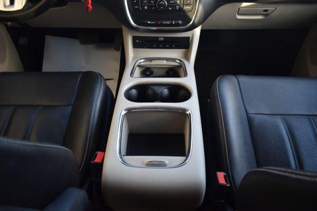 2016 Dodge Grand Caravan Crew Plus  - Leather Seats