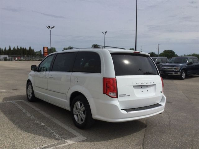2016 Dodge Grand Caravan Crew Plus  - Aluminum Wheels