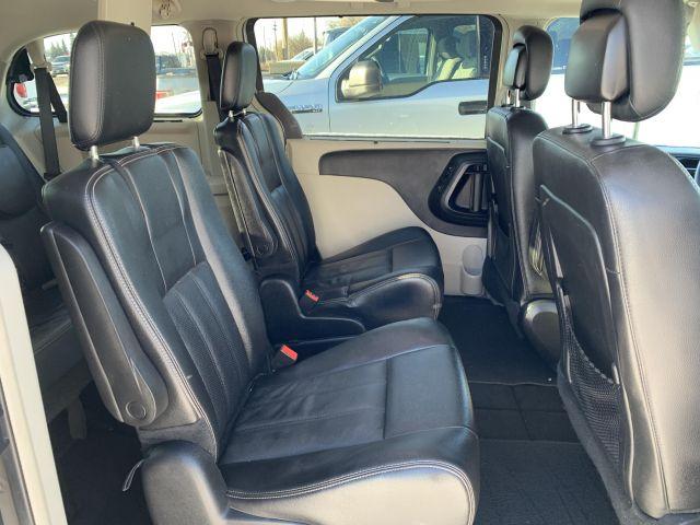 2016 Dodge Grand Caravan Crew Plus