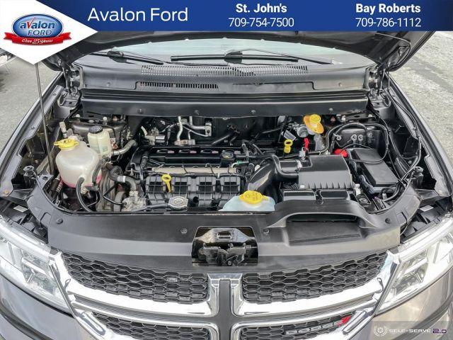 2016 Dodge Journey CVP / SE Plus