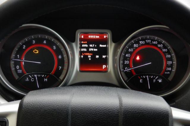 2016 Dodge Journey SXT  | REAR CLIMATE |