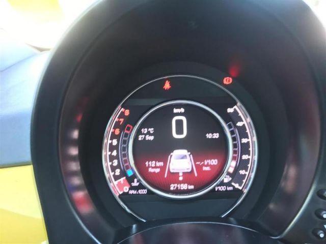 2016 FIAT 500 Turbo