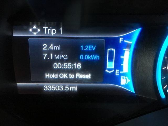 2016 Ford C-Max Energi 5dr HB SEL