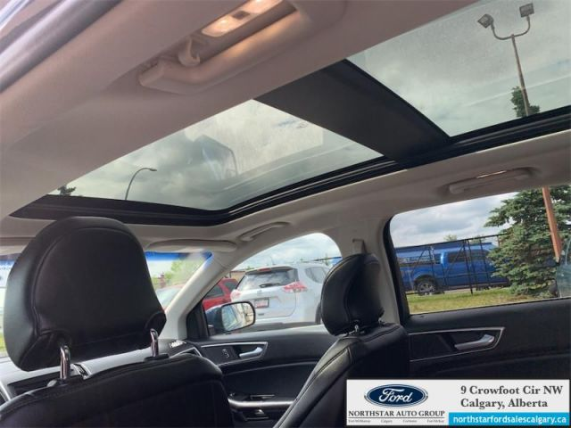 2016 Ford Edge SEL  |SEL| LEATHER| NAV| SUNROOF|