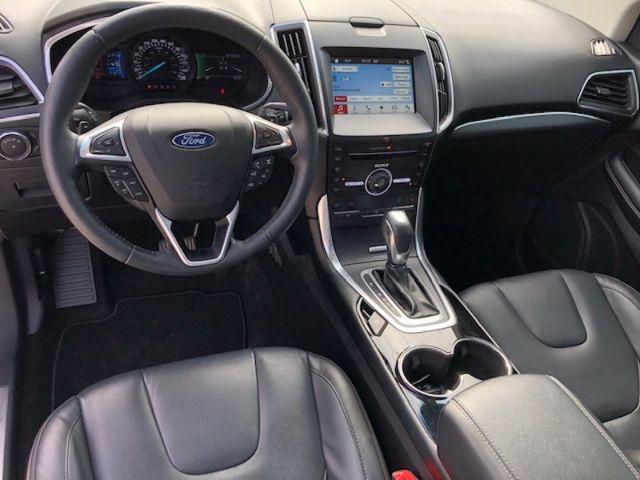 2016 Ford Edge Titanium  - Leather Seats -  Bluetooth - $197 B/W