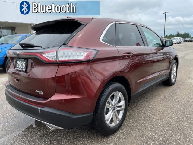 2016 Ford Edge SEL   Leather Interior- Panoramic Sunroof- Navigation- Remote St