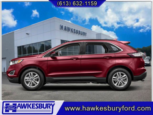2016 Ford Edge SEL  - Canadian Touring Package - Class 2 Towing Pkg
