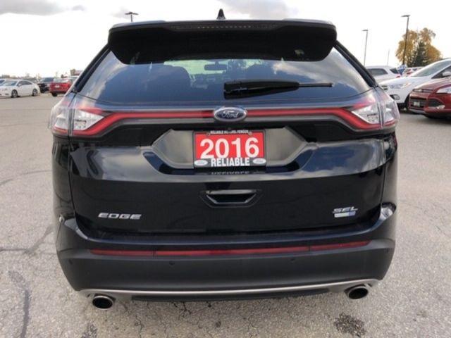 2016 Ford Edge SEL  - Bluetooth -  Heated Seats - $156 B/W
