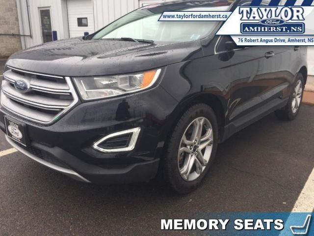 2016 Ford Edge Titanium  -  - Air - Tilt - $100.45 /Wk
