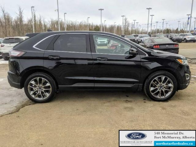 2016 Ford Edge Titanium  |ASK ABOUT NO PAYMENTS FOR 120 DAYS OAC