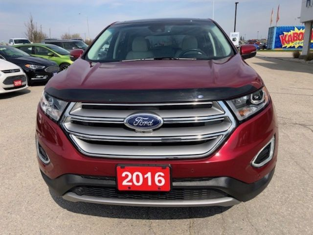 2016 Ford Edge Titanium  - $195.42 B/W