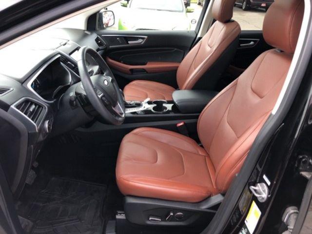 2016 Ford Edge Titanium  - Leather Seats -  Bluetooth - $216 B/W