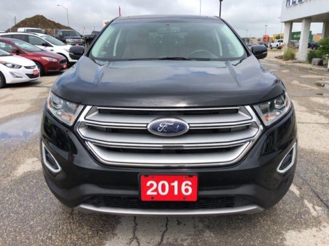 2016 Ford Edge Titanium  - Leather Seats -  Bluetooth - $205 B/W