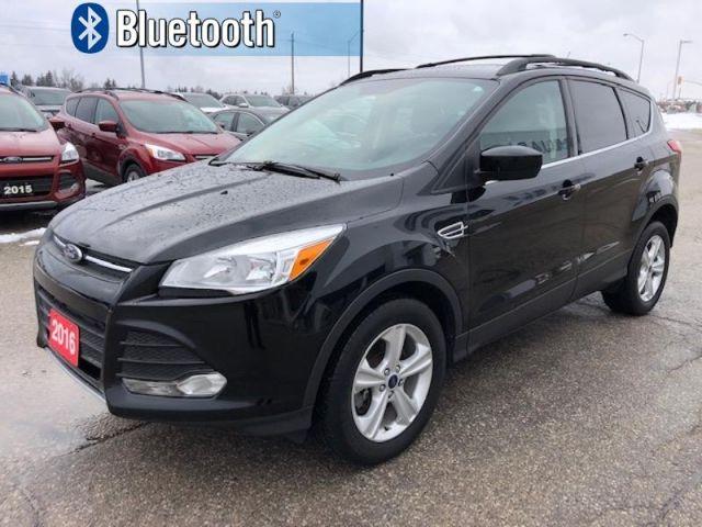 2016 Ford Escape SE  - Bluetooth -  SiriusXM -  Heated Seats - $138 B/W
