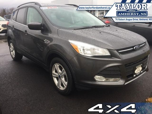 2016 Ford Escape SE  - Bluetooth -  SiriusXM -  Heated Seats - $65.69 /Wk