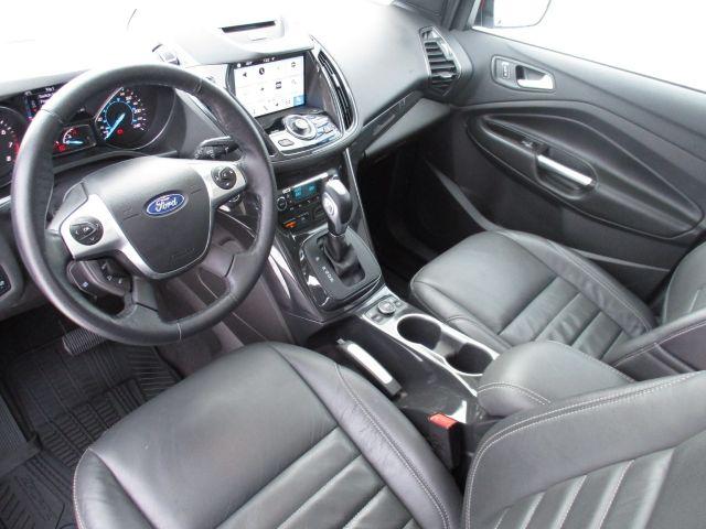 2016 Ford Escape 4WD Titanium