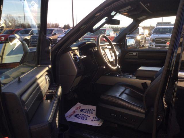 2016 Ford Expedition Platinum  - Navigation -  Sunroof