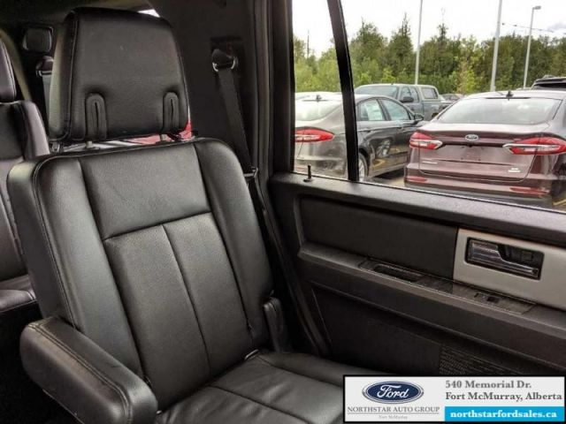 2016 Ford Expedition Limited  |3.5L|Rem Start|Nav|Moonroof|2nd Row Captain Chairs