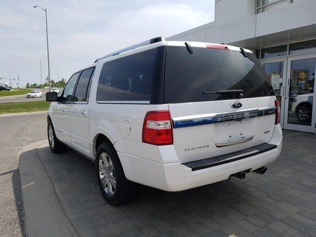 2016 Ford Expedition Max Platinum