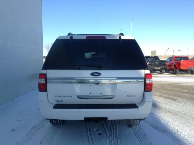 2016 Ford Expedition Max 4 Door Sport Utility