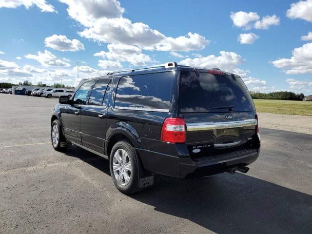 2016 Ford Expedition Max Platinum  $149 / week