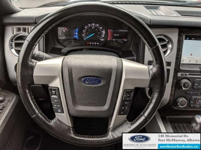 2016 Ford Expedition Max Limited  |3.5L|Rem Start|Nav|Moonroof|Rear DVD Entertainment