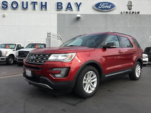 2016 Ford Explorer Sport For Sale >> Pre-owned 2016 Ford Explorer FWD 4dr XLT For Sale Near Hawthorne, CA - South Bay Ford