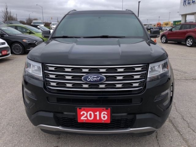 2016 Ford Explorer XLT  - Bluetooth -  SYNC - $198.68 B/W