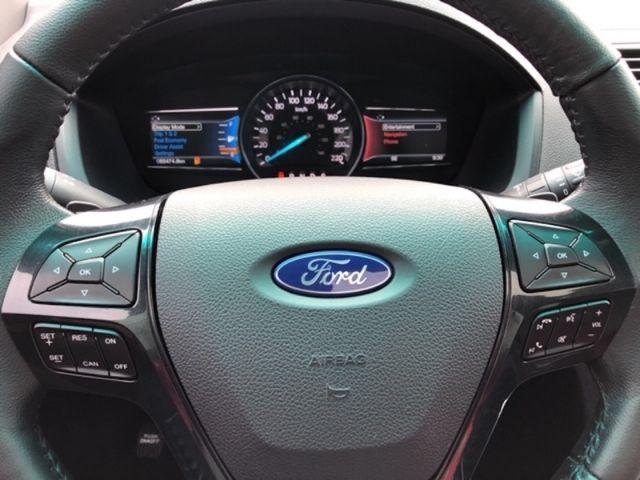 2016 Ford Explorer XLT  - Bluetooth -  SYNC - $208 B/W