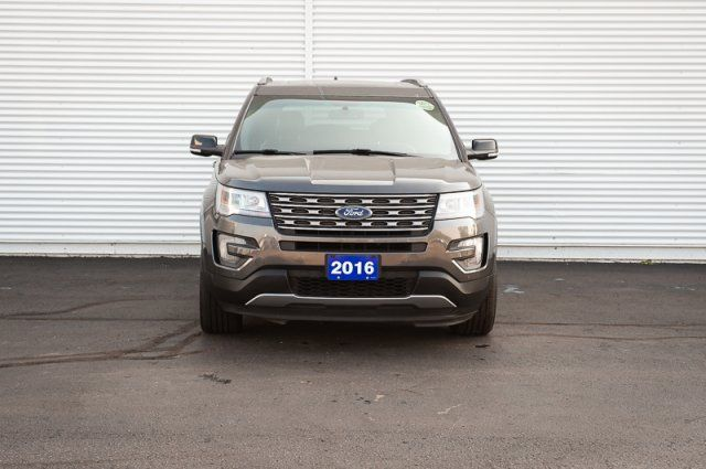 2016 Ford Explorer XLT / MOON ROOF / HEATED LTHR SEATS / BACK UP CAM
