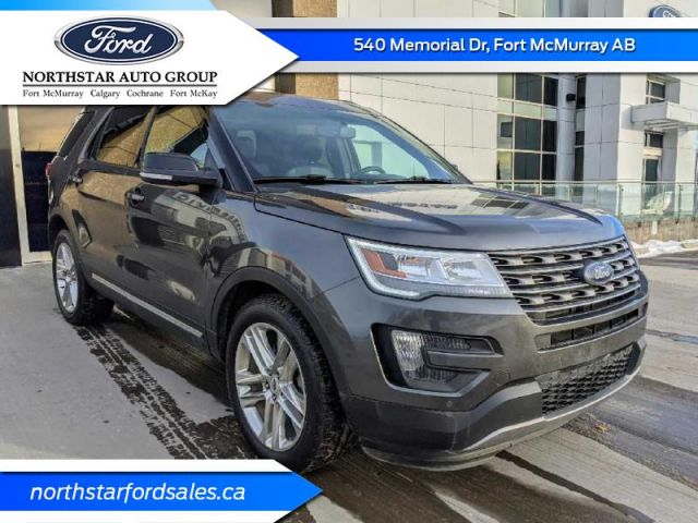 2016 Ford Explorer XLT AWD  |2 YEARS / 40,000KMS POWERTRAIN WARRANTY INCLUDED