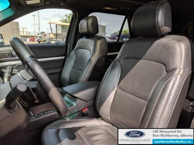 2016 Ford Explorer XLT  |3.5L|Rem Start|Nav|Twin Panel Moonroof