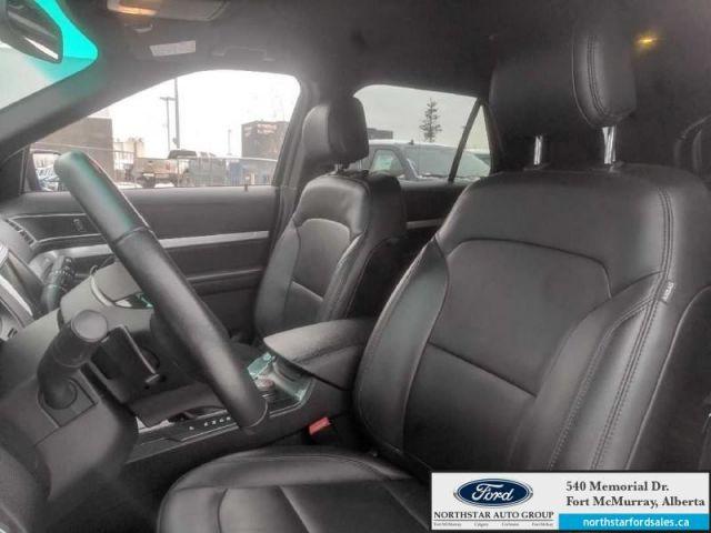 2016 Ford Explorer XLT|3.5L|Rem Start|2nd Row Console|Hands-Free Liftgate