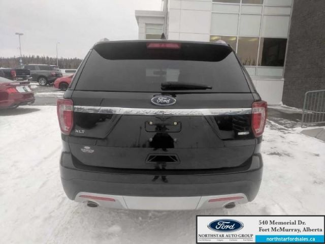 2016 Ford Explorer XLT|3.5L|Rem Start|2nd Row Console|Hands-Free Liftgate