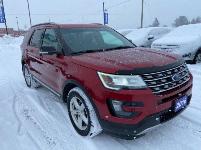 2016 Ford Explorer XLT  - Navigation - $157 B/W