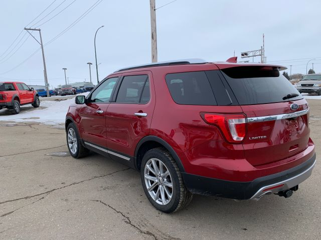 2016 Ford Explorer Limited *One Owner*