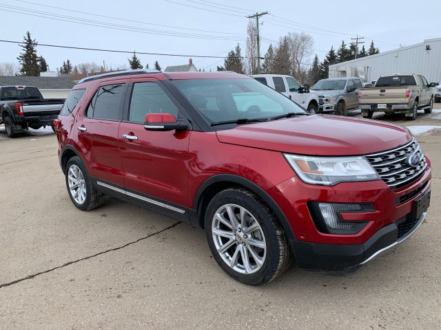 2016 Ford Explorer Limited *One Owner* LIMITED