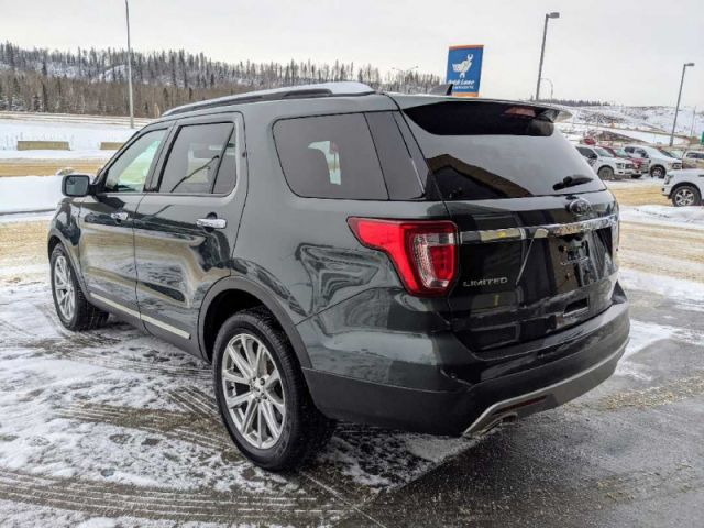 2016 Ford Explorer Limited 4WD  |2 YEARS / 40,000KMS POWERTRAIN WARRANTY INCLUDED