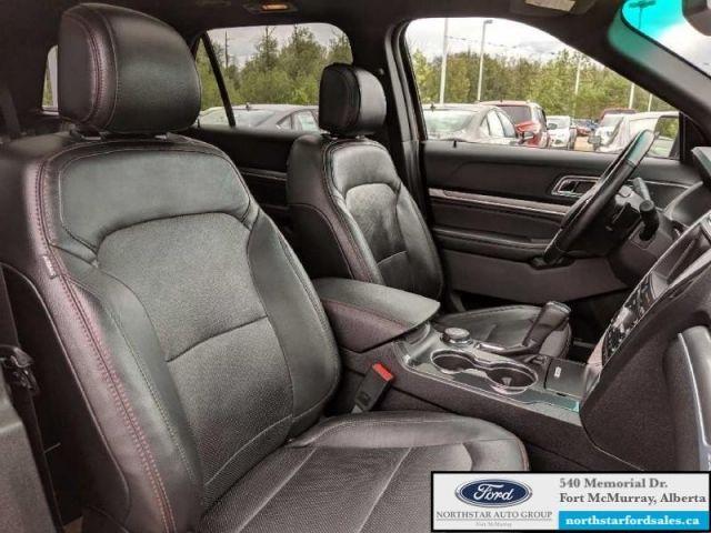2016 Ford Explorer Sport   3.5L Rem Start Nav Dual Panel Moonroof