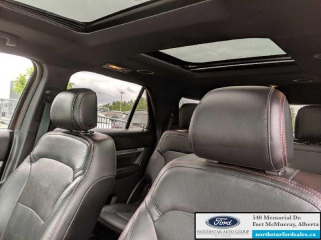 2016 Ford Explorer Sport  |3.5L|Rem Start|Nav|Dual Panel Moonroof