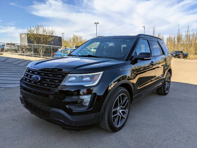 2016 Ford Explorer Sport 4WD  |ALBERTA'S #1 PREMIUM PRE-OWNED SELECTION