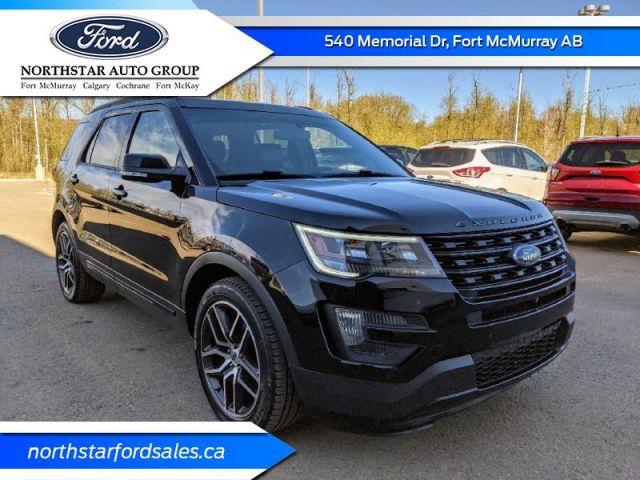 2016 Ford Explorer Sport 4WD   ALBERTA'S #1 PREMIUM PRE-OWNED SELECTION
