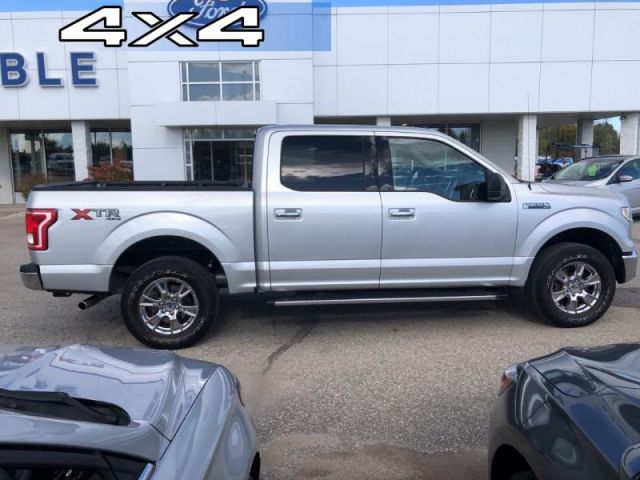 2016 Ford F-150 XLT  XTR Package- Blue Tooth- Back Up Camera
