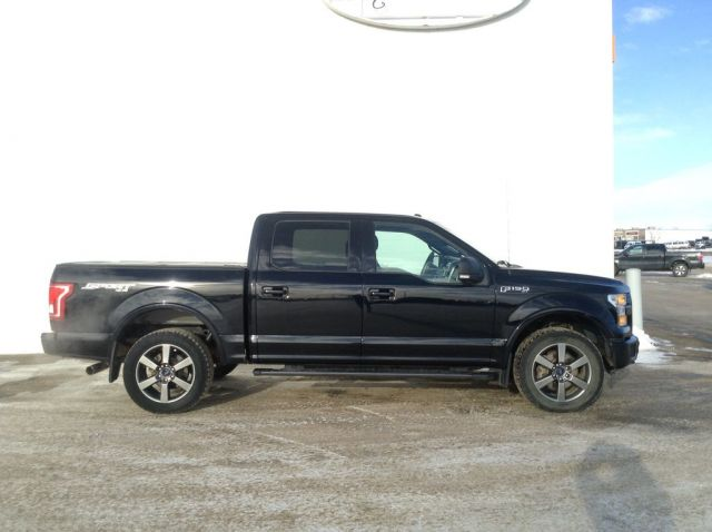 2016 Ford F-150 4 Door Pickup