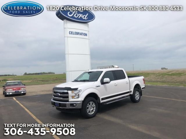 2016 Ford F-150 Lariat  $149 weekly!